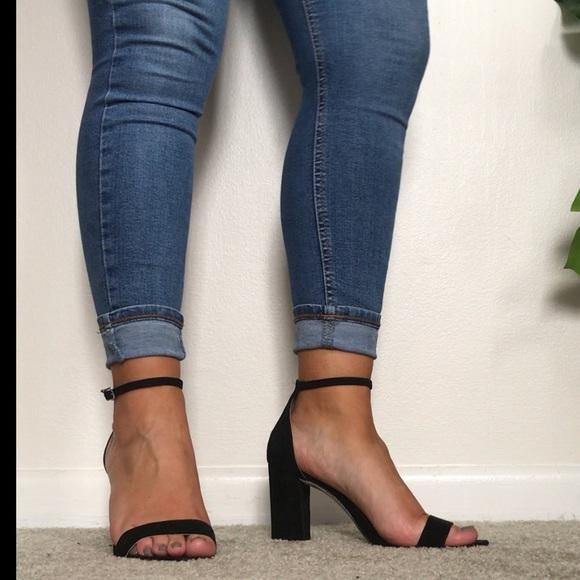 Madden Girl Bella Block Heel Sandals